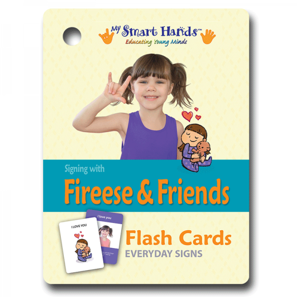 baby signing flash cards